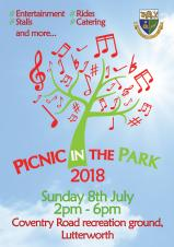 Picnic in the Park 2018 Stall Bookings - Now Open