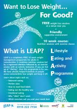 Free NHS Weight Management Programme in Lutterworth