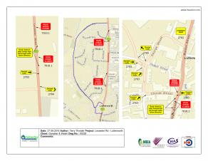 Advance Notice of a Temporary Traffic Regulation Order